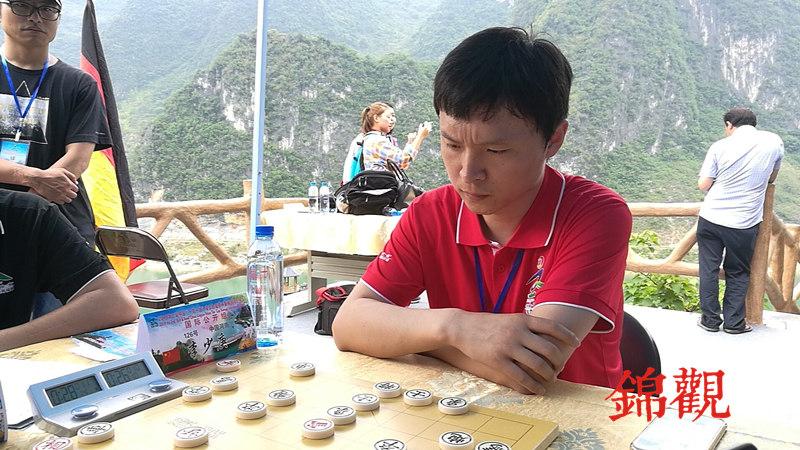 凌云国际公开赛 成都名将李少庚勇夺冠军